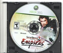 Video Game Only - Samurai Warriors 2 Empires - Microsoft Xbox 360 - Pre-owned