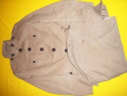 1918 Usmc Officers Named Summer Field Tunic And Trousers Named And Ellis Collar Eganda