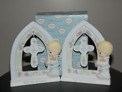 Precious Moments First Holy Communion Display Pieces Nib