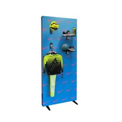 Tsj Double Sided Tension Fabric Retail Display