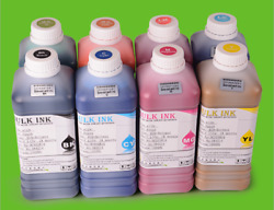 8 Colors Eco Solvent Inks Oil Based For Epson Stylus Pro Gs6000 Printer