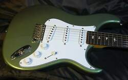NEW Paul Reed Smith PRS Silver Sky John Mayer Signature Orion Green - In Stock!