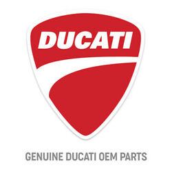 NEW Motorcycle Ducati Genuine Evo-Line Type-Approved Silence - D96480671A