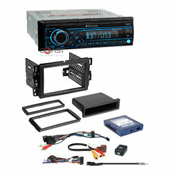 Planet Audio Stereo Bluetooth Dash Kit OnStar Bose Steering Adapter Harness