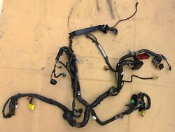 Jdm Rhd Toyota 4a-ge Fwd 16valves Wiring Harness 4-flat 82121 1a191 Used