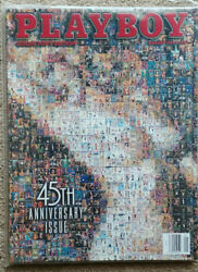 Playboy Magazine January 1999, 45th Anniversary Issue / Mint Collectors Edition