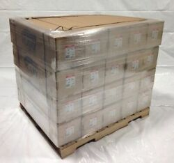 17and039 X 120and039 6 Mil Husky Brand Shrink Wrap - White - Pallet Of 20 Rolls