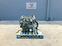 2007 Isuzu 4HK1TC Diesel Engine (EGR-Model, DPF MODEL), 5.2L, fits 2008-2011 npr