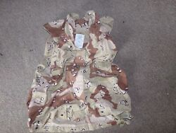 Usgi Cover Pasgt Vest Camouflage Desert Pattern Size Small And Medium