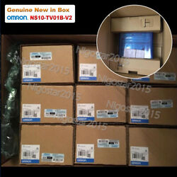 For Omron Ns10-tv01b-v2 Interactive Display Genuine New In Box Dhl Fedex Ship