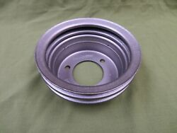 67 68 Shelby Mustang 289 Hipo 302 Crank Pulley