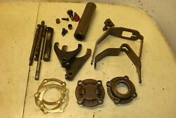 1961 Ford 641 Tractor 4 Speed Transmission Forks Shifters Shafts 600 800