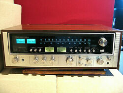 Sansui 8080db Receiver Recently Serviced To Original Factory Specifications