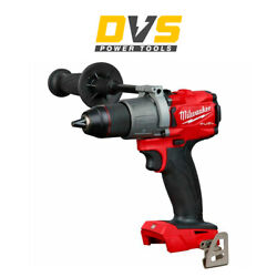 Milwaukee M18fpd2-0 18v Li-ion Gen3 Fuel Brushless Percussion Combi Drill Body