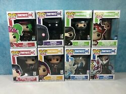 Funko Pop Fortnite Collection Wave Lot Of 10 Brand New In Boxes