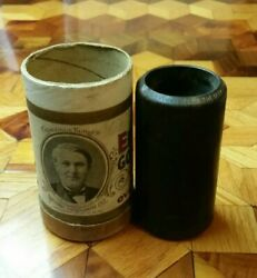 Rare Edison Cylinder Record 7840 Rocked In The Cradle Of The Deep Americana