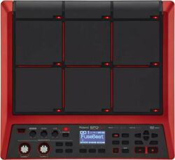Roland Special Edition Percussion Sampling Pad with 16GB Internal Memory red S