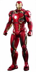 Iron Man Mark 45 Avengers Age of Ultron Diecast Hot Toys 16 Scale Figure