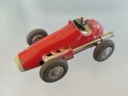 Vintage Us Zone Germany Schuco Key Wind Micro Racer Red 1040 Working 5