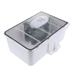 Automatic Shower Sump Pump System 600 Gph 12v Box For Boat Marine