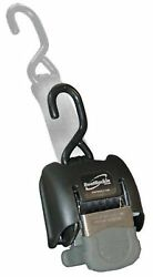 Boatbuckle G2 Retractable Transom Tie-down 1 Pair Stainless Steel