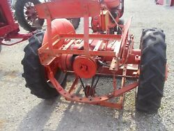 Allis Chalmers C B Tractor Ac Rims 9 X24 Cockshutt And Coop Tire Rare Tires K