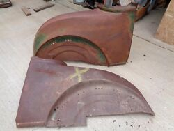 1929 1930 Chevy 3-W COUPE QUARTER PANELS -free delivery Fall Carlisle/Hershey PA
