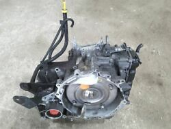 Automatic Transmission VIN 7 8th Digit 6 Speed 4WD Fits 11-12 ESCAPE 612880