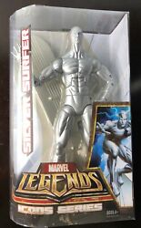Hasbro Marvel Legends Icon Series Silver Surfer 12 Action Figure - Sealed