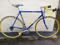 DACCORDI FURIOSO superb Italian filled brazed lightweight steel road bike.