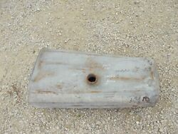 Unstyled John Deere Jd G Tractor Gas Tank Looks Good Can Hear Dirt