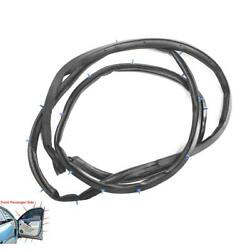 Door Rubber Seal Weatherstrip Front Right For Toyota Rav4 2006-2012