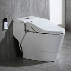 WoodBridge Luxury Bidet Toilet T0737 full sets of Toilet and matching Bidet