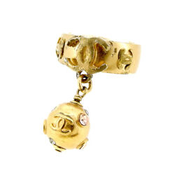 Ring Here Mark Gold Pink Ladies Auth T9426