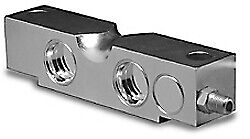 Sensortronics Stainless Steel, Welded Seal, Double-ended Shear Beam Load Cell 65