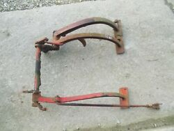 Cockshutt 30 Tractor Original Cs30 Brake And Clutch Pedals Pedal And Shaft And Linkage
