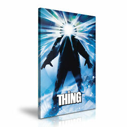 The Thing Movie Poster Picture Modern Canvas Art 5 Sizes To Choose