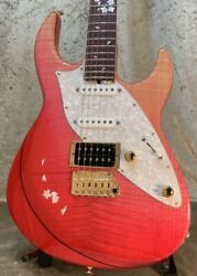 STR GUITARS JTG DESIGN SSH-Sakura