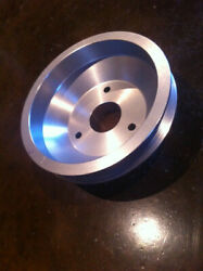 Powerdyne Supercharger Crank Pulley 96-98 Ford Mustang Gt 4.6l 2v Bd600 Bd11a