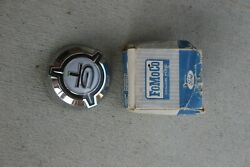 Nos 1967 Mustang Gt Gas Cap. Fomoco Boxed Stant Trademark A Rare Find