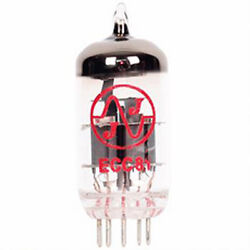 Jj Electronic Ecc81 12at7 New Vacuum Tube Tested Preamplifying Tube Guitar Amp