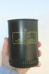 NOS 1965 Rotunda Ford Mustang Shelby assembly line oil filter, C1 Engine Plant