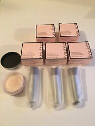 Mary Kay Mineral Powder Foundation Lot Of 6- IVORY 1,2 Beige 1,1.5,2