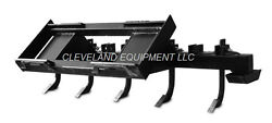 New 84 Ripper Scarifier Attachment For Fits Bobcat Skid Steer Track Loader 7'