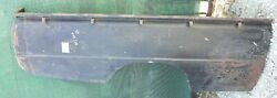 Mazda B1000 B1200 Ute Pick Up Bed Right Side Panel Complete New Left Hand Drive