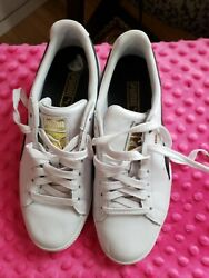 Clyde Tennis Shoes-ladies Size 8