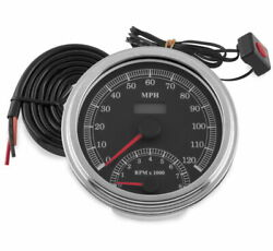 Bikerand039s Choice Cable Driven Speedomoeter/tach Combo 169350