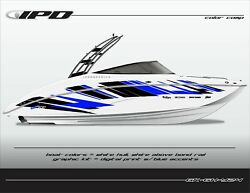 Ipd Gh Design Graphic Kit For Yamaha 242 Limited, Sx240, Ar240