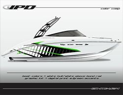 Ipd Kc Design Graphic Kit For Yamaha 242 Limited Sx240 Ar240