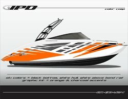 Ipd Ob Design Graphic Kit For Yamaha 242 Limited, Sx240, Ar240